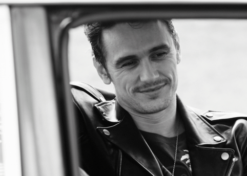 James Franco for Coach