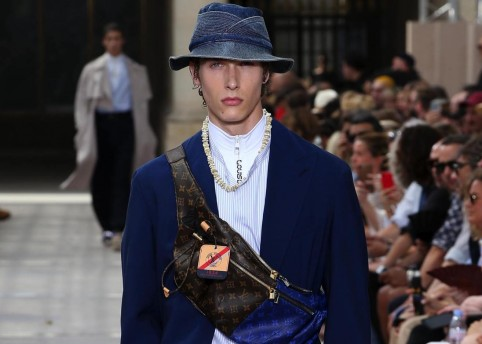 LOUIS VUITTON - HERO SS18-7