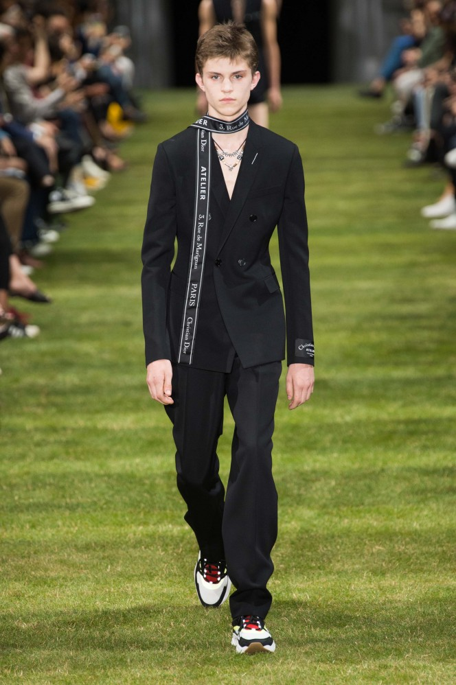 DIOR HOMME SS18 - HERO-1