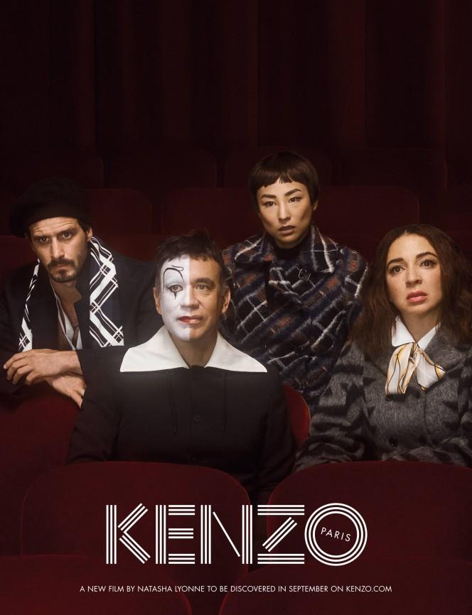 Kenzo FW17 Photography by Casper Sejersen