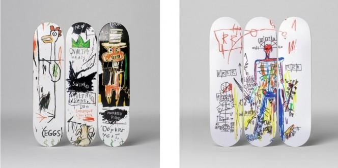 Artwork © Estate of Jean-Michel Basquiat - Licensed by Artestar, New York