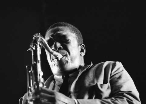 4) John Coltrane Photo By Don Schlitten, featured in CHASING TRANE The John Coltrane Documentary, by director John Scheinfeld